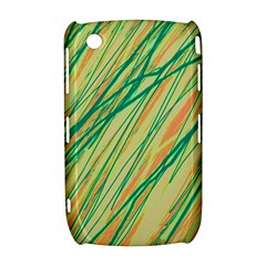 Green and orange pattern Curve 8520 9300