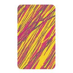 Orange pattern Memory Card Reader