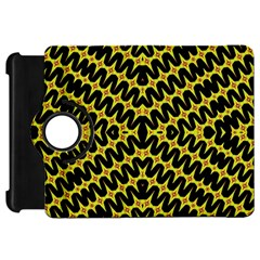 Art Digital (17)ghh Kindle Fire HD Flip 360 Case