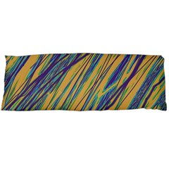 Blue and yellow Van Gogh pattern Body Pillow Case (Dakimakura)