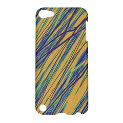 Blue and yellow Van Gogh pattern Apple iPod Touch 5 Hardshell Case