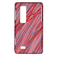 Pink and red decorative pattern LG Optimus Thrill 4G P925