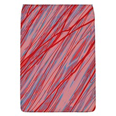 Pink and red decorative pattern Flap Covers (L)