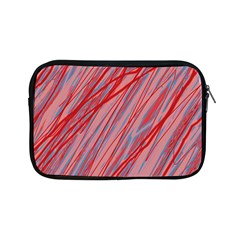 Pink And Red Decorative Pattern Apple Ipad Mini Zipper Cases
