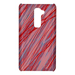 Pink and red decorative pattern LG G2