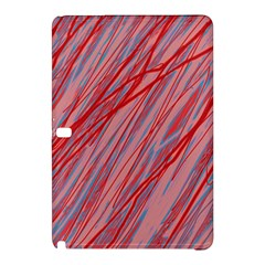 Pink and red decorative pattern Samsung Galaxy Tab Pro 12.2 Hardshell Case