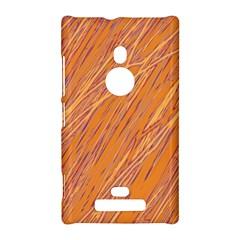 Orange pattern Nokia Lumia 925