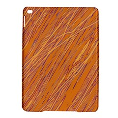 Orange pattern iPad Air 2 Hardshell Cases