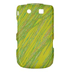 Green and yellow Van Gogh pattern Torch 9800 9810