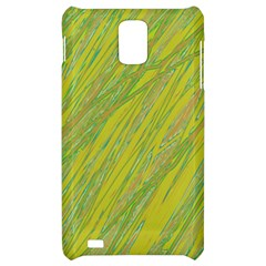 Green and yellow Van Gogh pattern Samsung Infuse 4G Hardshell Case