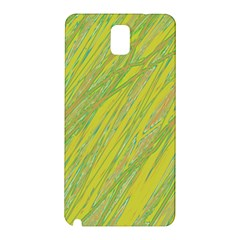 Green and yellow Van Gogh pattern Samsung Galaxy Note 3 N9005 Hardshell Back Case