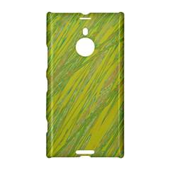 Green and yellow Van Gogh pattern Nokia Lumia 1520