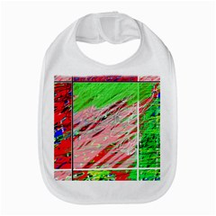 Colorful Pattern Bib