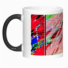 Colorful pattern Morph Mugs