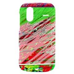 Colorful pattern HTC Amaze 4G Hardshell Case