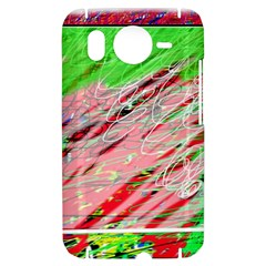 Colorful pattern HTC Desire HD Hardshell Case