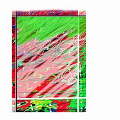 Colorful pattern Large Garden Flag (Two Sides)