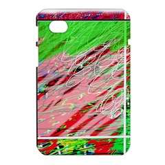 Colorful pattern Samsung Galaxy Tab 7  P1000 Hardshell Case