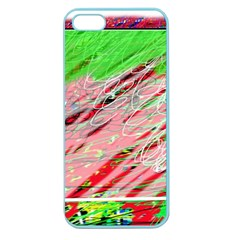 Colorful pattern Apple Seamless iPhone 5 Case (Color)