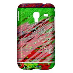 Colorful pattern Samsung Galaxy Ace Plus S7500 Hardshell Case