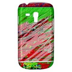Colorful pattern Samsung Galaxy S3 MINI I8190 Hardshell Case