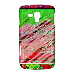 Colorful pattern Samsung Galaxy Duos I8262 Hardshell Case