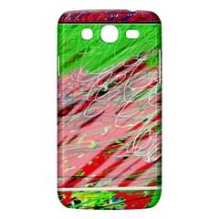 Colorful pattern Samsung Galaxy Mega 5.8 I9152 Hardshell Case