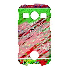 Colorful pattern Samsung Galaxy S7710 Xcover 2 Hardshell Case