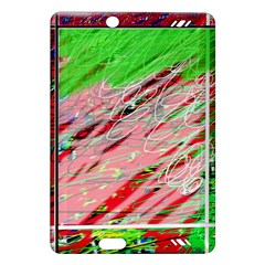 Colorful pattern Amazon Kindle Fire HD (2013) Hardshell Case