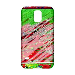 Colorful pattern Samsung Galaxy S5 Hardshell Case