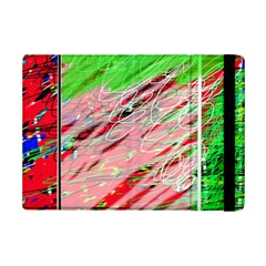Colorful pattern iPad Mini 2 Flip Cases