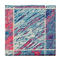 Colorful pattern Face Towel