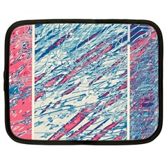 Colorful pattern Netbook Case (XL)