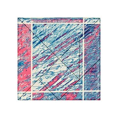 Colorful pattern Acrylic Tangram Puzzle (4  x 4 )
