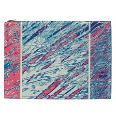 Colorful pattern Cosmetic Bag (XXL)