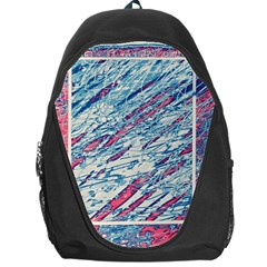 Colorful pattern Backpack Bag
