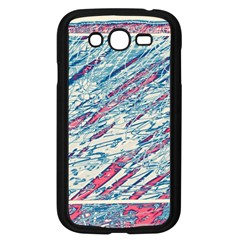 Colorful pattern Samsung Galaxy Grand DUOS I9082 Case (Black)