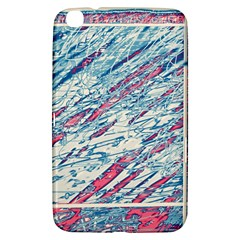 Colorful pattern Samsung Galaxy Tab 3 (8 ) T3100 Hardshell Case