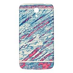 Colorful pattern Samsung Galaxy Mega I9200 Hardshell Back Case