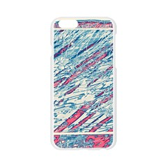Colorful pattern Apple Seamless iPhone 6/6S Case (Transparent)
