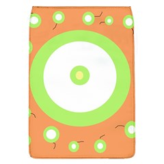 Green and orange design Flap Covers (L)