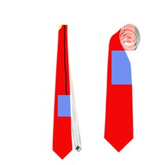 Red sky Neckties (Two Side)