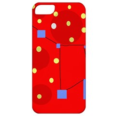 Red sky Apple iPhone 5 Classic Hardshell Case