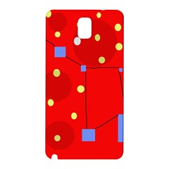 Red sky Samsung Galaxy Note 3 N9005 Hardshell Back Case