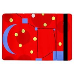 Red sky iPad Air Flip