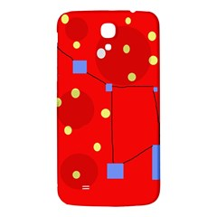 Red Sky Samsung Galaxy Mega I9200 Hardshell Back Case