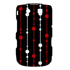Red black and white pattern Torch 9800 9810