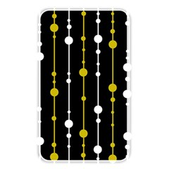 yellow, black and white pattern Memory Card Reader