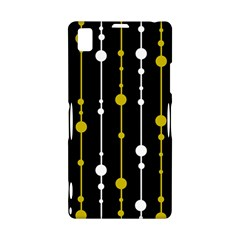 yellow, black and white pattern Sony Xperia Z1