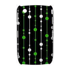 Green, white and black pattern Curve 8520 9300